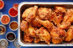 10 Chicken Wings