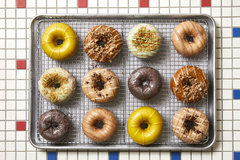 Fancy Donuts (Dozen)